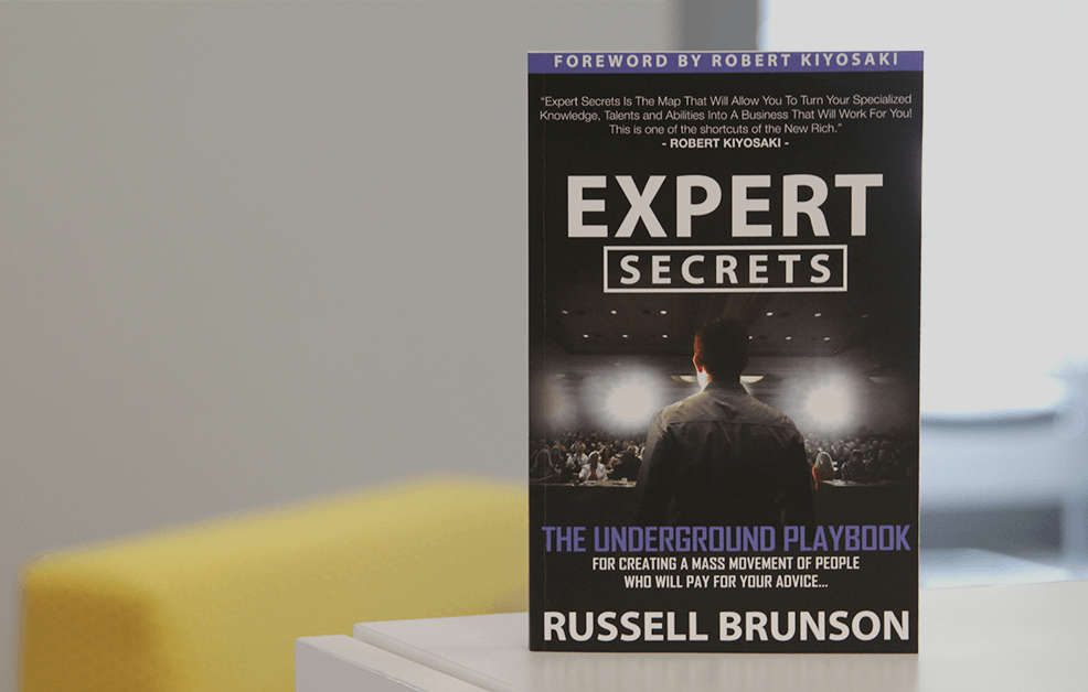 Expert Secrets Book (NEW)
