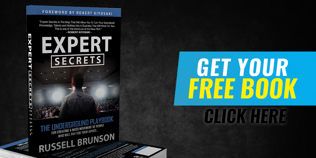 free secret experts book